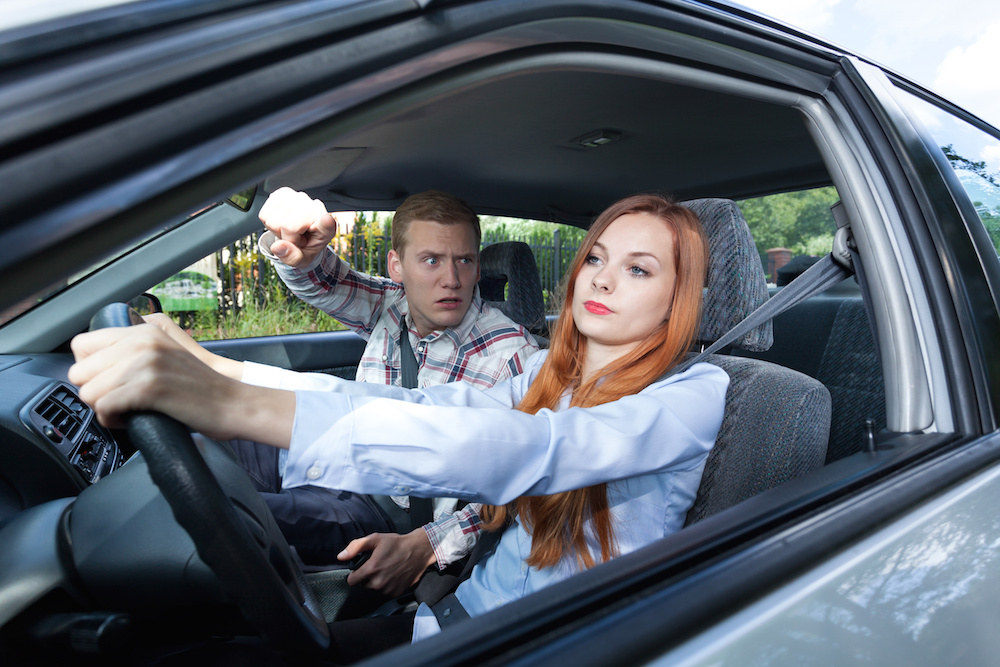How to Deal With the Backseat Drivers in Your Life